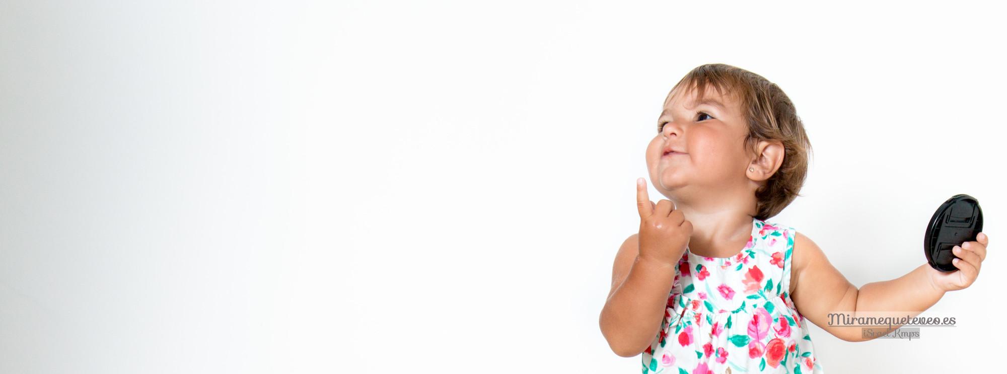 Sesion de fotos infantil, 1 añito